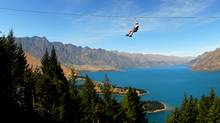 B.C. adventure company Ziptrek Ecotours expanded to New Zealand.
