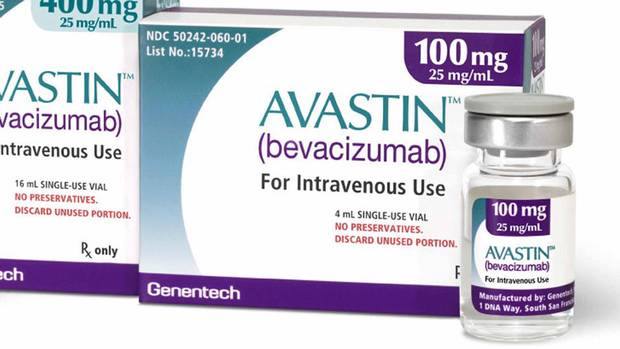 Avastin Health Canada withdraw...