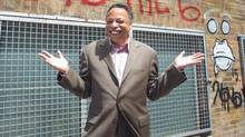 George Elliott Clarke is an accomplished playwright and literary critic and is an officer of the Order of Canada. (JENNIFER ROBERTS For The Globe and Mail)