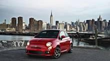 2013 Fiat 500 (Chrysler)