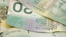 Canadian Money (James McQuillan/Getty Images/iStockphoto)