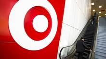 People enter a going-out-of-business sale at Target Canada in Toronto, February 5, 2015. (MARK BLINCH/REUTERS)