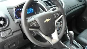 2013 Chevrolet Trax Credit: