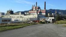Skeena Mill in Prince Rupert. The Skeena Cellulose pulp mill on Watson Island in Prince Rupert, once the economic lifeblood of the city, stopped production more than a decade ago, in 2001. (Andy Hoffman/The Globe and Mail)