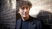 Neil Gaiman (Gloria Nieto/The Globe and Mail)