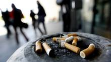 Cigarette makers had sued to stop the U.S. Food and Drug Administration's new labelling and advertising requirements on the grounds it is a violation of free-speech rights. (Eric Gaillard/Reuters/Eric Gaillard/Reuters)