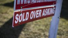 The push for data comes amid concerns that foreign money is boosting prices, making housing unaffordable for locals and putting it at risk of a crash if the funds pull out quickly. (Moe Doiron/Moe Doiron/The Globe and Mail)