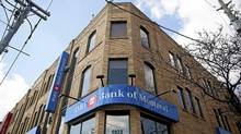 Since 2007, BMO has seen its market share on mortgages fall significantly. (Della Rollins for the Globe and Mail/Della Rollins for the Globe and Mail)