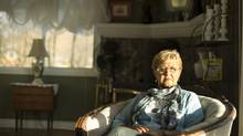 Josie Penny, at her home in Dunville, Ontario, was a former student who testified in the lawsuit. She says she would like to see the case settled soon. (Peter Power for The Globe and Mail)