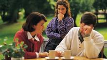Open communication is vital when writing a will. (Comstock/Getty Images/Comstock Images)