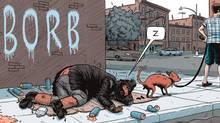 Borb By Jason Little.