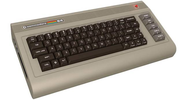 Remember the Commodore 64? A 1-megahertz, 8-bit CPU computer in a keyboard that talked to a TV as its monitor, it was a much-loved gaming machine that died in 1994, after more than a decade of life. Now it's back, sort of. Commodore USA has released a lookalike with modern innards, a keyboard that feels like the original, and an emulator so you can run those wonderful old 8-bit games. http://www.commodoreusa.net/CUSA_Home.aspx (Commodore USA)