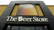 The Beer Store. (Tibor Kolley/Tibor Kolley/The Globe and Mail)