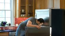 Young adult living at home with parents. (thinkstock.com)