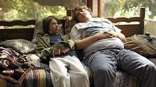 """Bridger Zadina and Jacob Wysocki in a scene from """"Terri"""""""