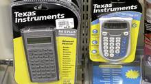 Texas Instruments' quarterly earnings are expected to be weaker than they previously thought. U.S. multinationals' earnings have been surprisingly robust up to now – but bellwethers such as TI and Dupont suggest that may be changing. (v/Paul Sakuma/AP)