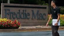 The Freddie Mac office in McLean, Va. (PAUL J. RICHARDS/AFP/Getty Images)