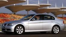 BMW 3-Series sedan (BMW)