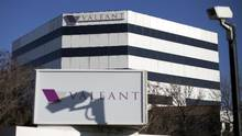 The headquarters of Valeant Pharmaceuticals, seen in Laval, Que. (CHRISTINNE MUSCHI/REUTERS)
