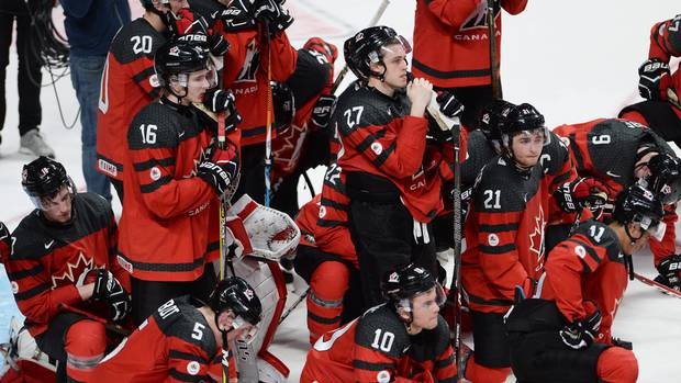 World Junior Hockey Final: Canada Settles For Silver After Losing To U.S. In Shootout