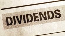 Dividends financial section of newspaper (Jupiterimages/(C) 2008 Jupiterimages)
