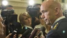 RCMP Deputy Commissioner Bob Paulson. (Tom Hanson/The Canadian Press)