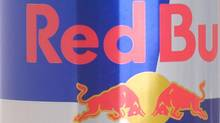 drinks with caffeine for the Life section Red Bull energy drink