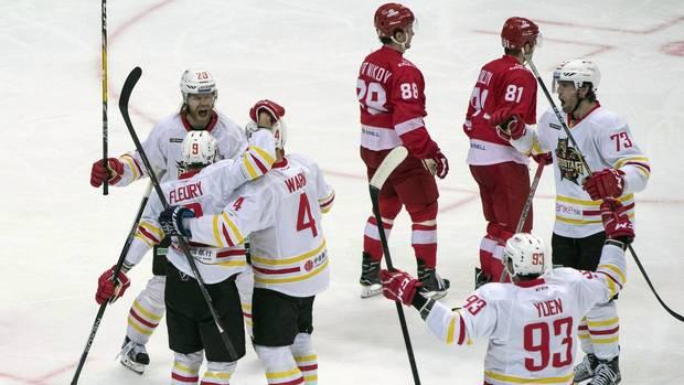 KHL: Under Financial Pressure, Russian League Considers Cutting Teams