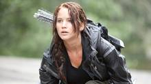 Take the multiple-choice test to see if you're like Katniss (Jennifer Lawrence).