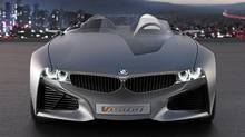 BMW Vision ConnectedDrive (BMW)