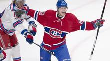 Montreal Canadiens left winger Artturi Lehkonen has been a pleasant surprise for the team during the playoffs. (Ryan Remiorz/THE CANADIAN PRESS)