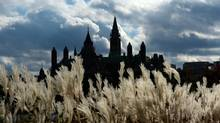 Parliament Hill in Ottawa is viewed from the shores of Gatineau, Que. (Sean Kilpatrick/THE CANADIAN PRESS)