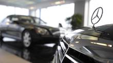 AutoCanada Inc. has signed a deal to buy a Montreal-area Mercedes-Benz dealership. (Fred Lum/The Globe and Mail)