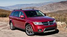 2013 Dodge Journey (Chrysler)