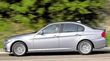 2011 BMW 3-Series (BMW)