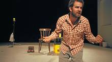 Christopher Domig plays an illegal immigrant from Iraq in the acclaimed Dirt, which has its Canadian premiere in Vancouver.