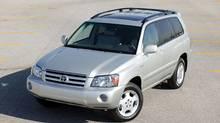 2004 Toyota Highlander (Toyota)