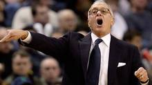 Hall of Fame coach Larry Brown will be interviewed for the Southern Methodist University coaching vacancy according to a report by ESPN. FILE PHOTO: REUTERS/J.P. Moczulski (J.P. Moczulski/Reuters)