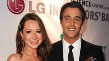 Jessica and Ben Mulroney (Tom Sandler)