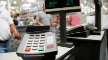 Cash register (Tom Hahn/iStockphoto)