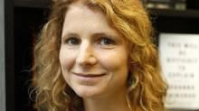 Johanna Skibsrud (Fernando Morales/Fernando Morales/The Globe and Mail)