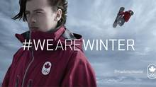The We are Winter campaign, 16 months in the making, adds up to what the COC calls the 'largest brand undertaking in its history.' (CANADIAN OLYMPIC COMMITTEE)