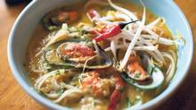 Curry laksa (Tim Fraser for The Globe and Mail)