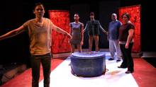 Canada 300, a bilingual collection of nine short plays about the future, will spend the next seven months touring the entire country. (Raychel Reimer)