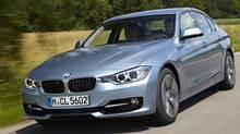 BMW ActiveHybrid 3 (Fabian Kirchbauer/BMW)