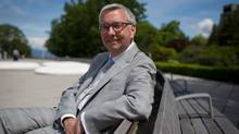 Stephen Toope, director of the University of Toronto's Munk School of Global Affairs, says his success speaks to the strength of the Canadian postsecondary system. (DARRYL DYCK For The Globe and Mail)