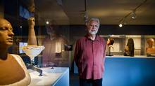 A new exhibit at TIFF Bell Lightbox features the work of famed Canadian special effects artist Gordon Smith, who worked on the first two X-Men movies, among many others. (Galit Rodan/The Globe and Mail)