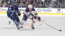 Oilers' Offence Goes Missing Without Hall And Pouliot