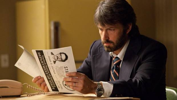 """Ben Affleck in a scene from """"Argo,"""" one of gala presentations at the festival."""