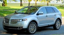 2011 Lincoln MKX (Ford Ford)